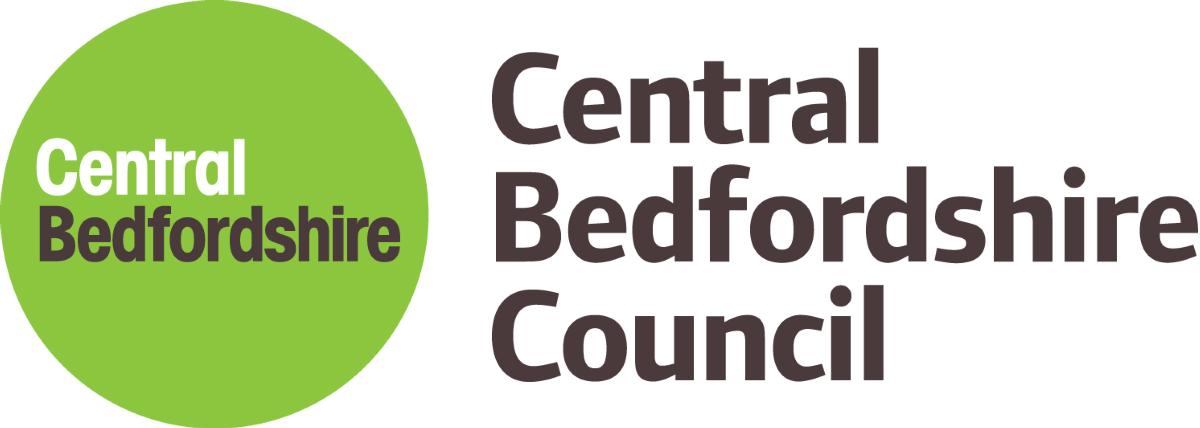 Image of Central Beds Council logo